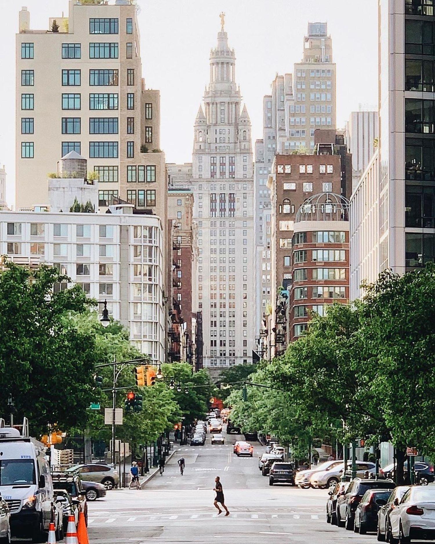 Chambers Street, Tribeca, Manhattan
