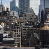 Water Tanks in Manhattan