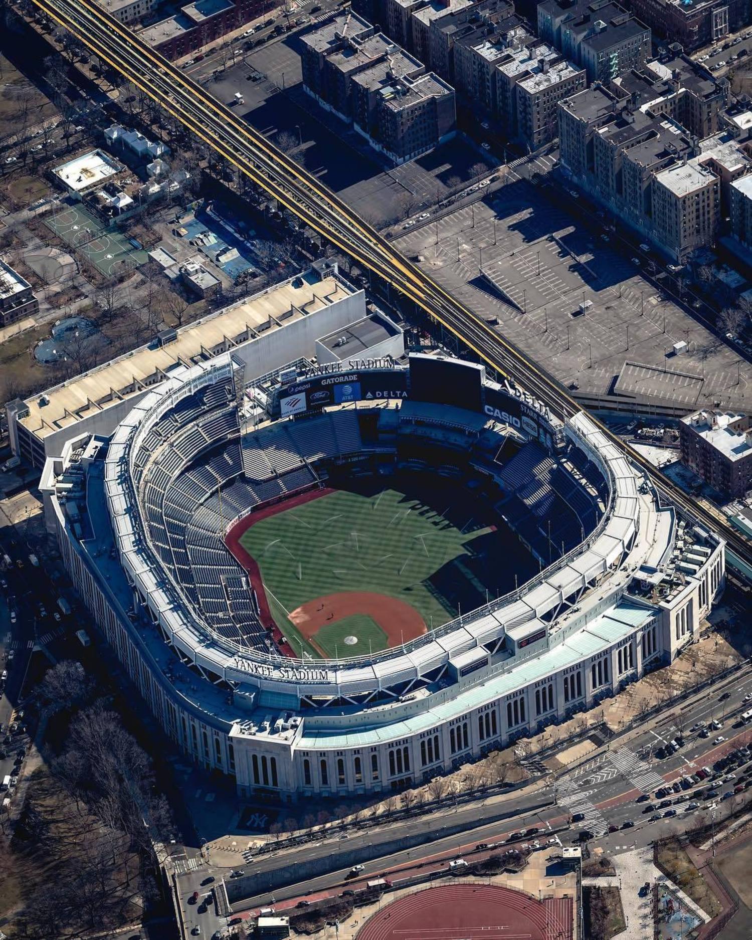 Yankee Stadium, Bronx, New York