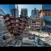 NEW YORK Vessel Hudson Yards 150ft October 2017