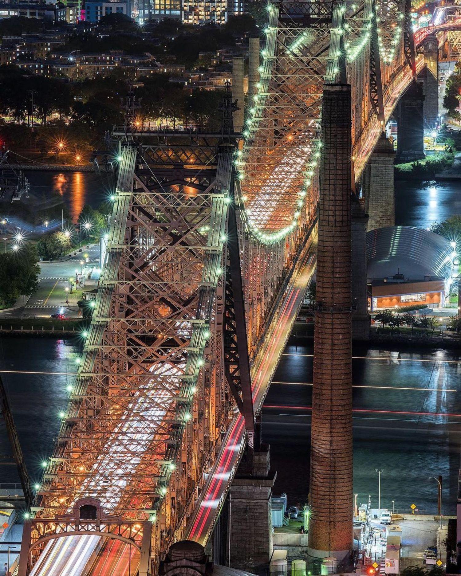 Queensboro Bridge, New York, New York