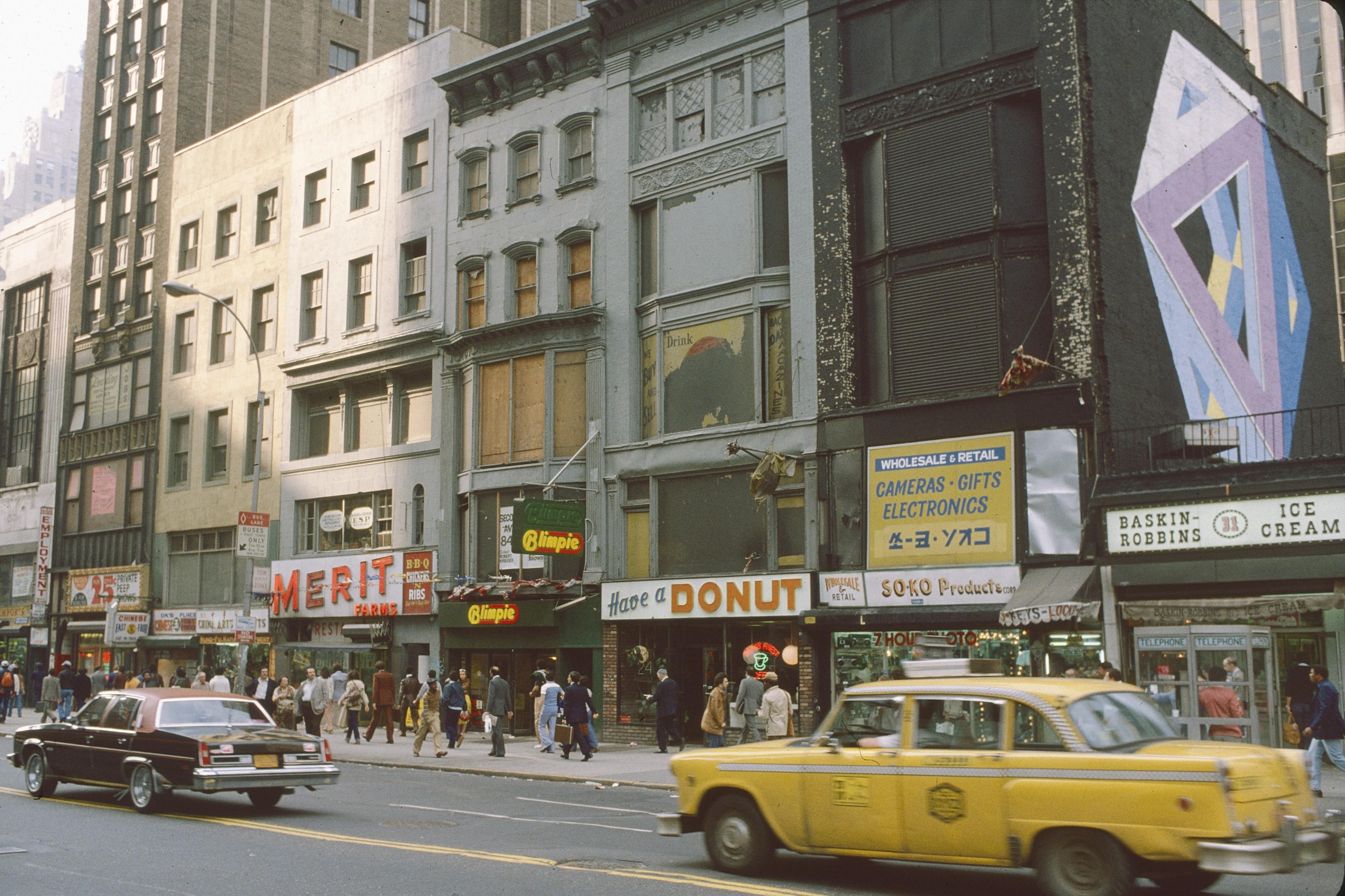 Take A Peek At 1979 New York City Through These Vintage