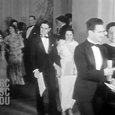 Feb 1934 - Guests of the 'Motion Picture Ball of 34' in New York City (real sound)