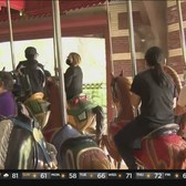 Central Park Carousel Reopens After Being Closed By Pandemic