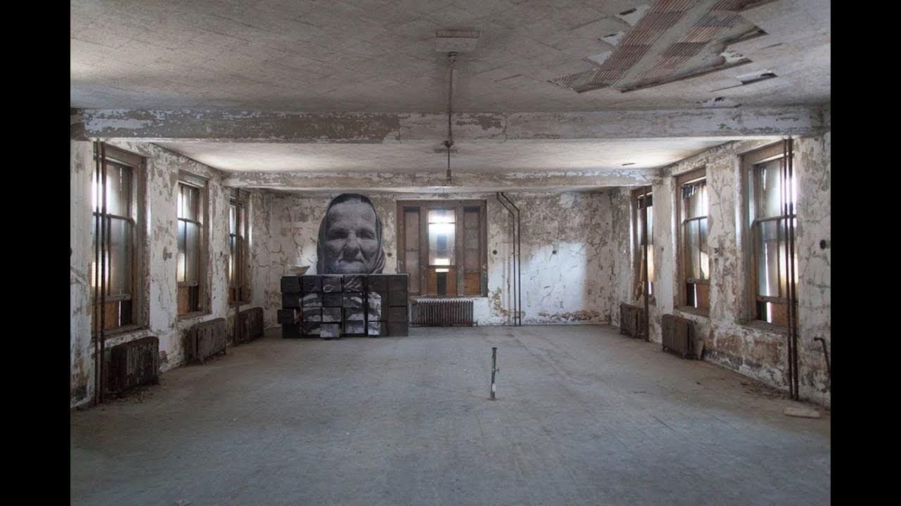 Ellis Island Abandoned Hospital Tour