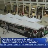 Farmers Market Opens Inside Oculus