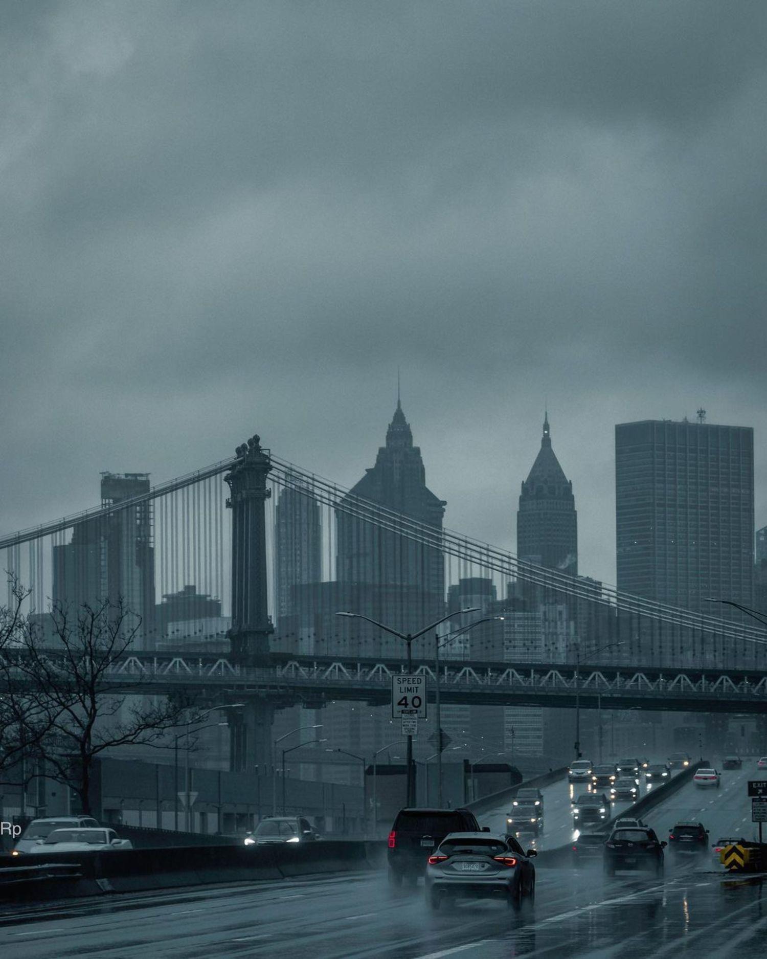 FDR Drive, Lower Manhattan