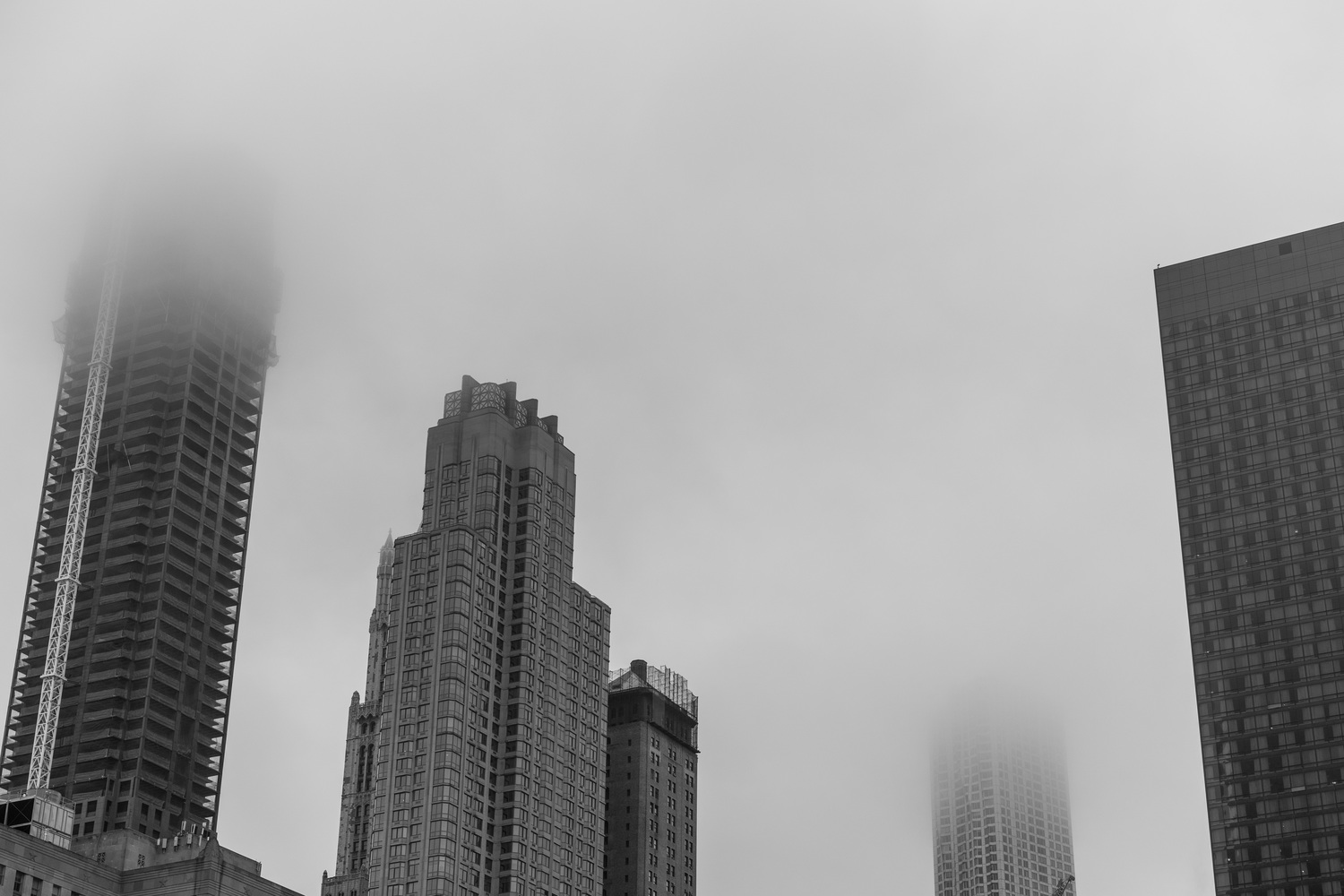 FiDi in the clouds