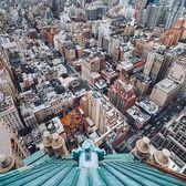 New York, New York. Photo via @svvvk #viewingnyc #newyorkcity #newyork  #nyc
