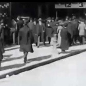 First Ever Dash Cam Footage? New York City Tour - Early 1900s
