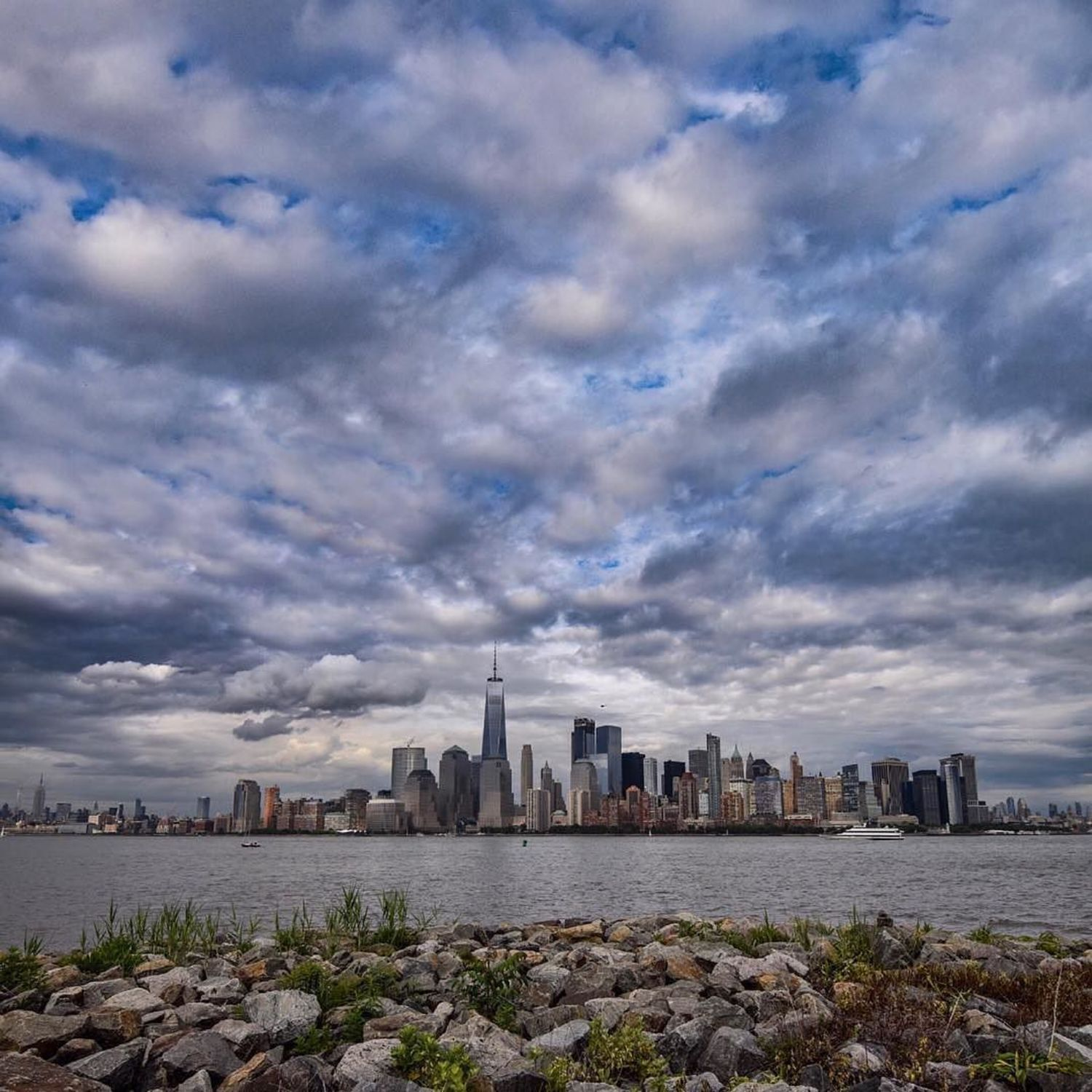 New York, New York. Photo via @nycfotophun #viewingnyc