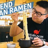 How Korean Ramen Is Different From Japanese Ramen — K-Town
