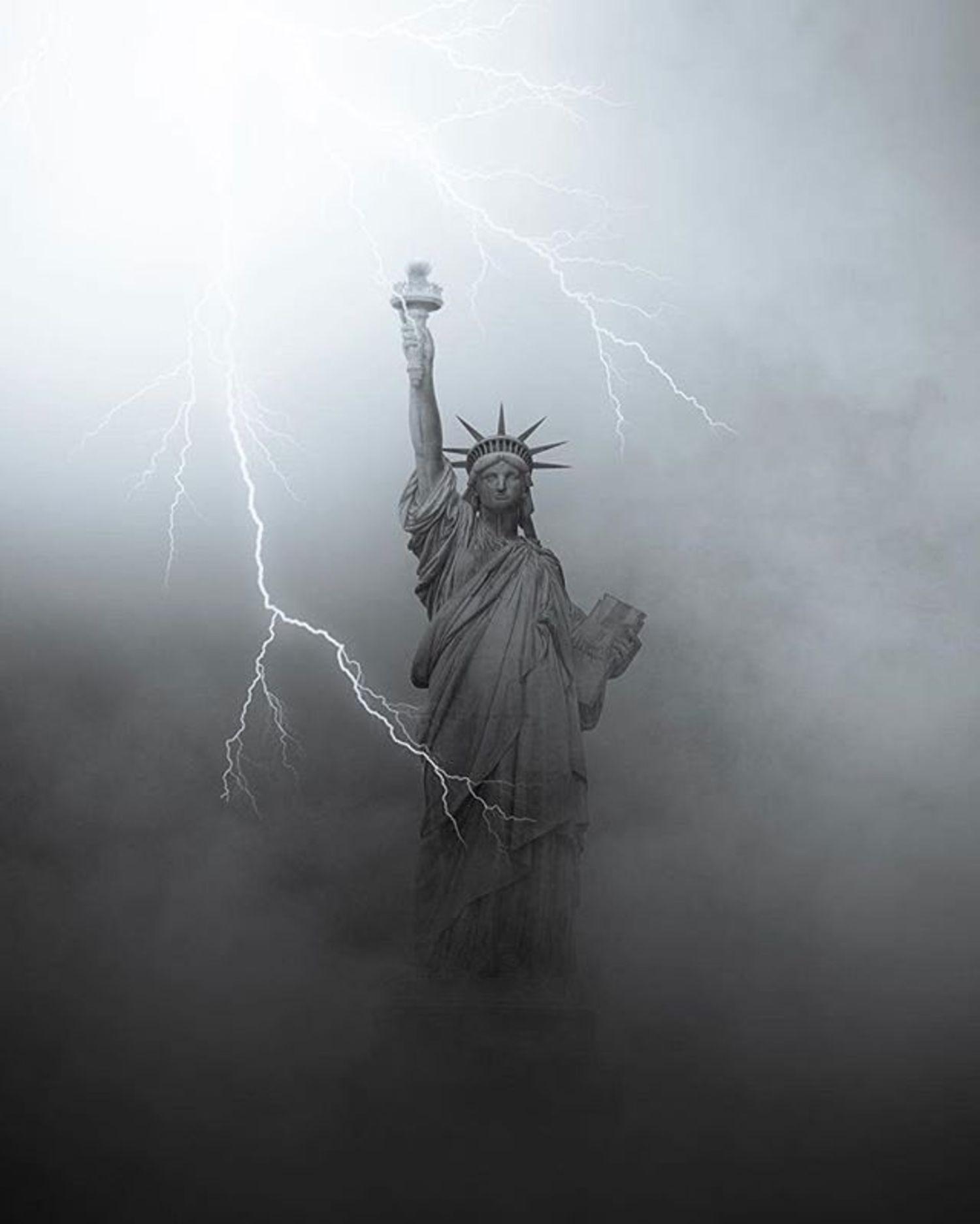 Statue of Liberty, New York. Photo via @raylivez #viewingnyc #newyorkcity #newyork