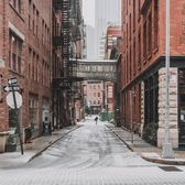 Staple Street, Tribeca, Manhattan