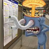 #subwaydoodle #subway #doodle #swd #nyc #servicechanges