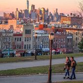 Sunset Park, Brooklyn. Photo via @newyorkcitykopp #viewingnyc #newyork #newyorkcity #nyc #sunsetpark