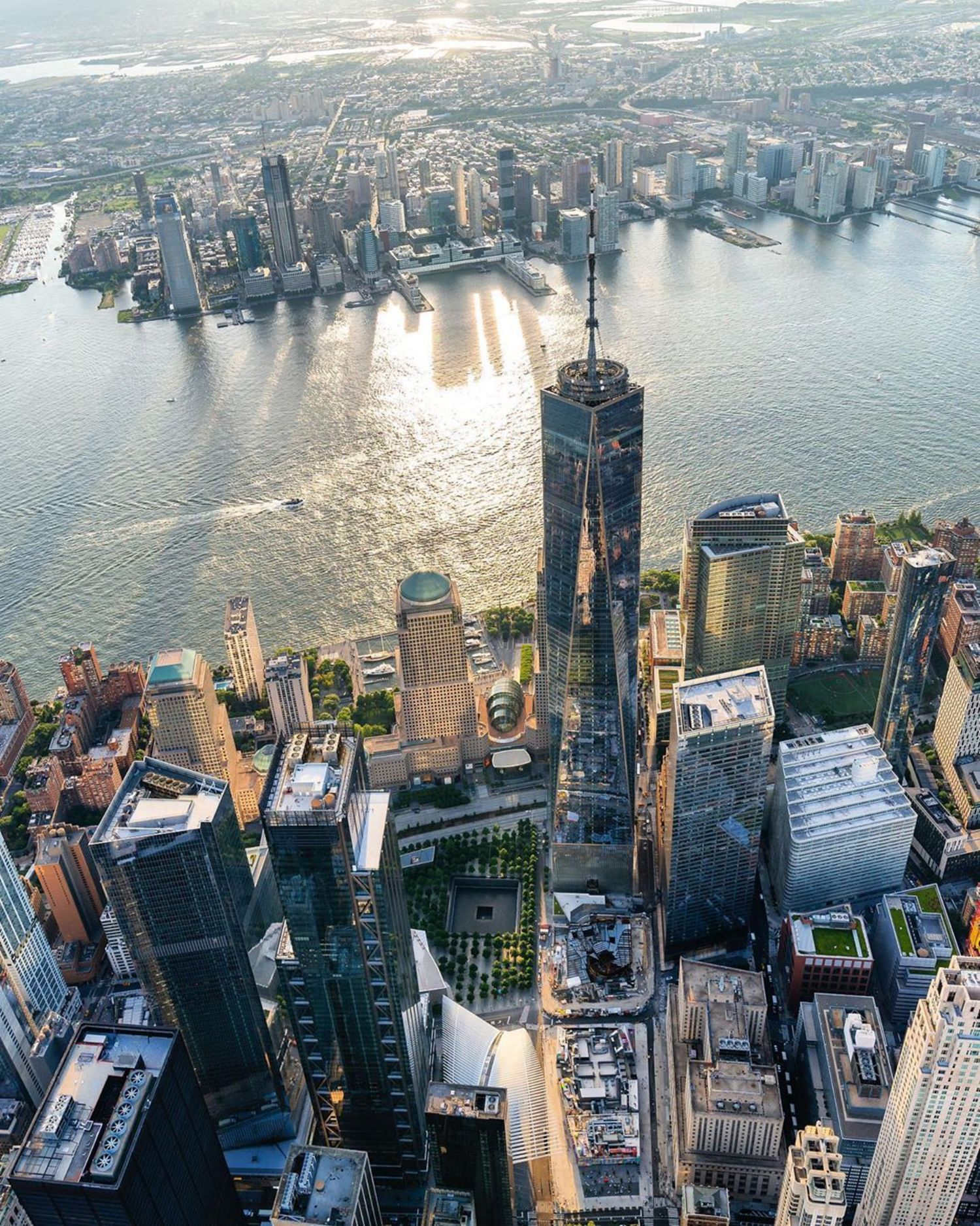 Financial District and Battery Park City, Manhattan