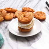 Score Free Churro Ice Cream Sandwiches Next Week In Flatiron