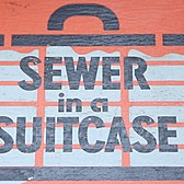 Have Sewer-In-A-Suitcase, Will Travel