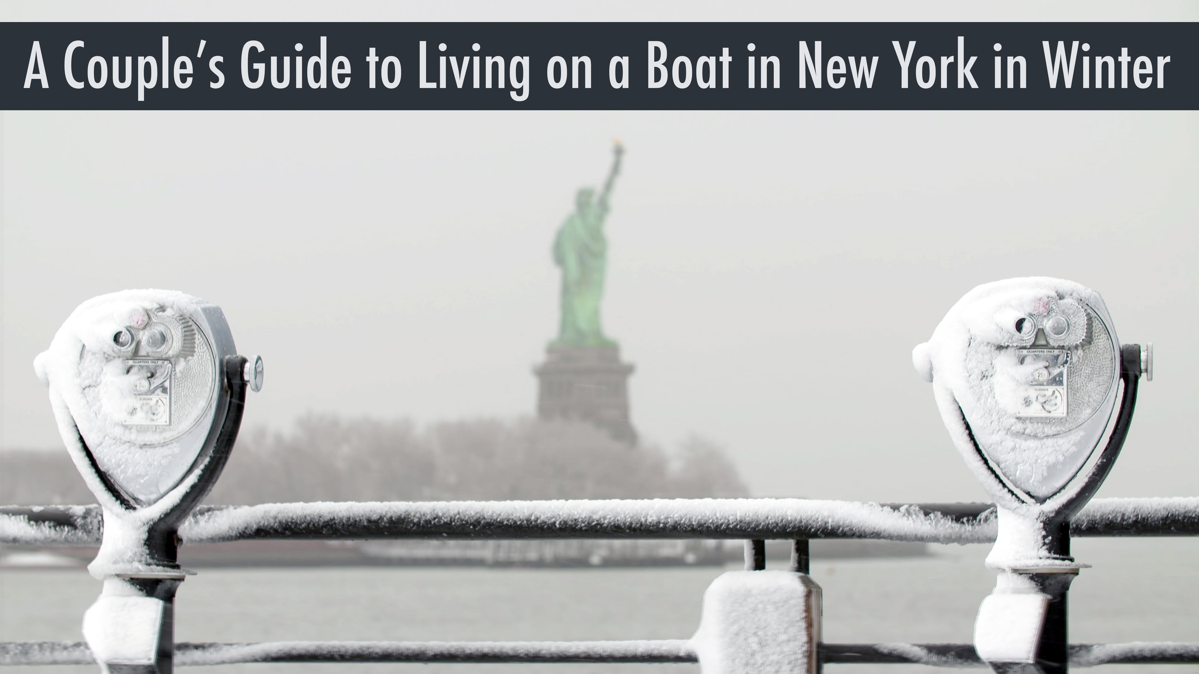 What It's Like to Live on a House Boat in New York City