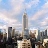 Empire State Building. Photo via @opoline #viewingnyc