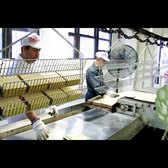 How Matzo is Made: A Look at Streit's on the Lower East Side | Potluck Video