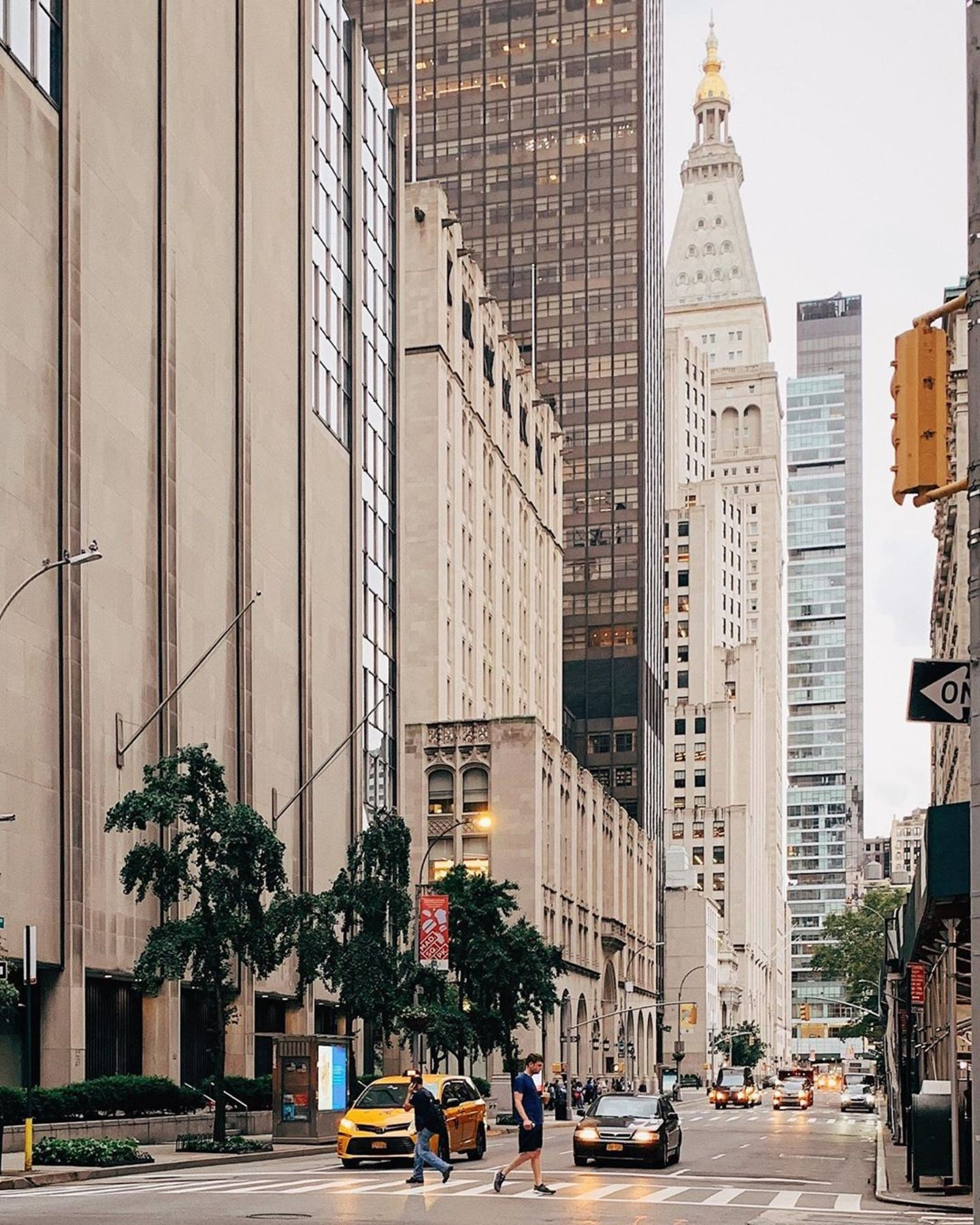 Madison Avenue, Flatiron District, Manhattan