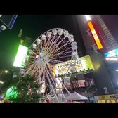 NYC tries to lure tourists with Times Square ferris wheel