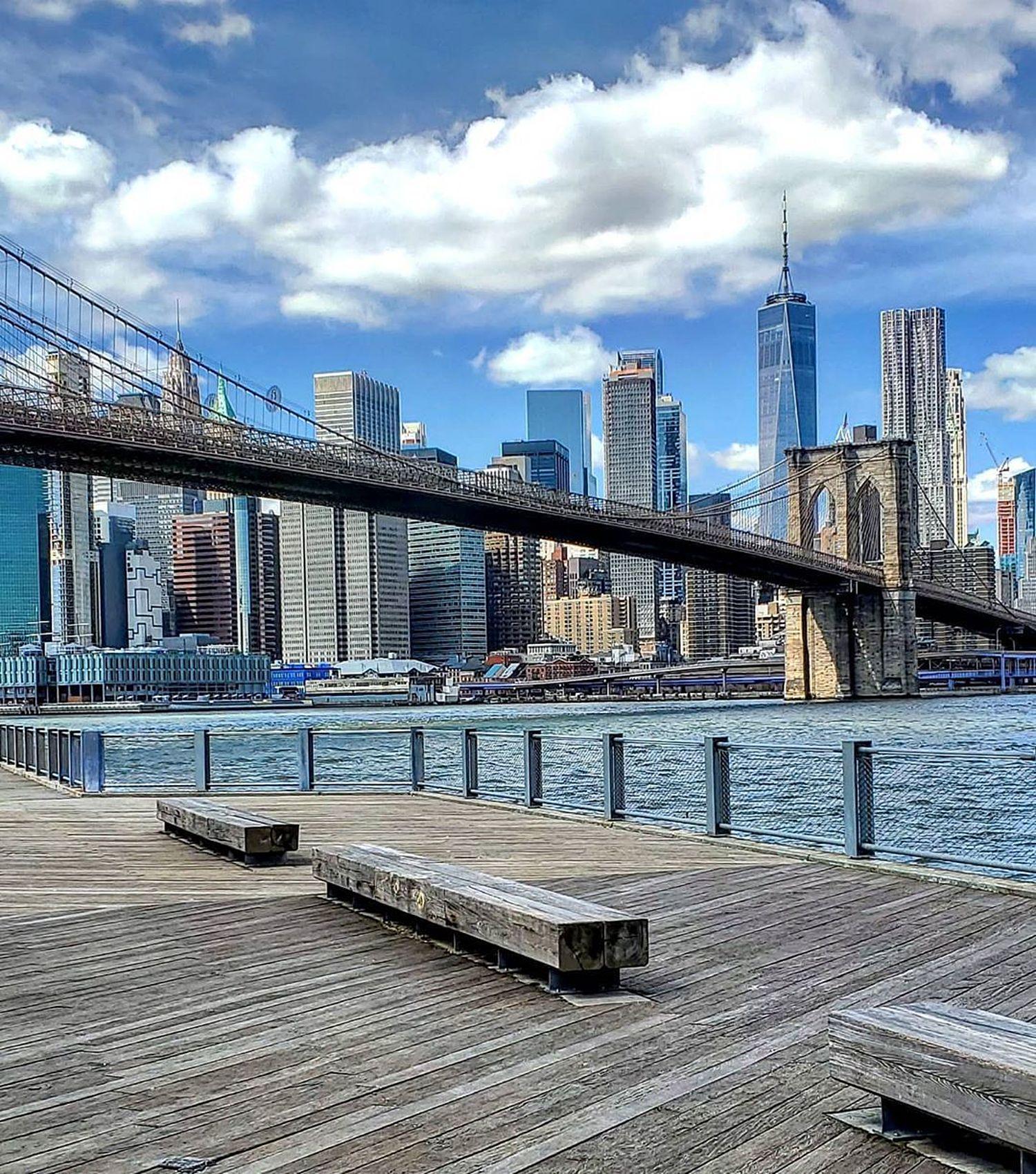 Brooklyn Bridge Park, DUMBO, Brooklyn