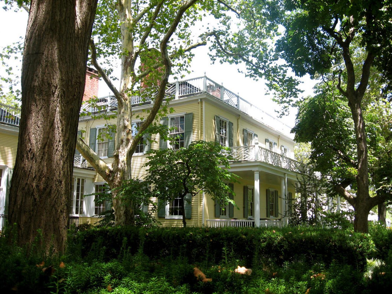 Gracie Mansion, Upper East Side