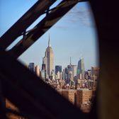 Midtown Manhattan from Williamsburg Bridge