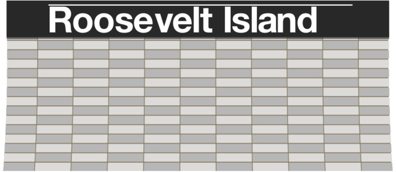 F Train - Roosevelt Island