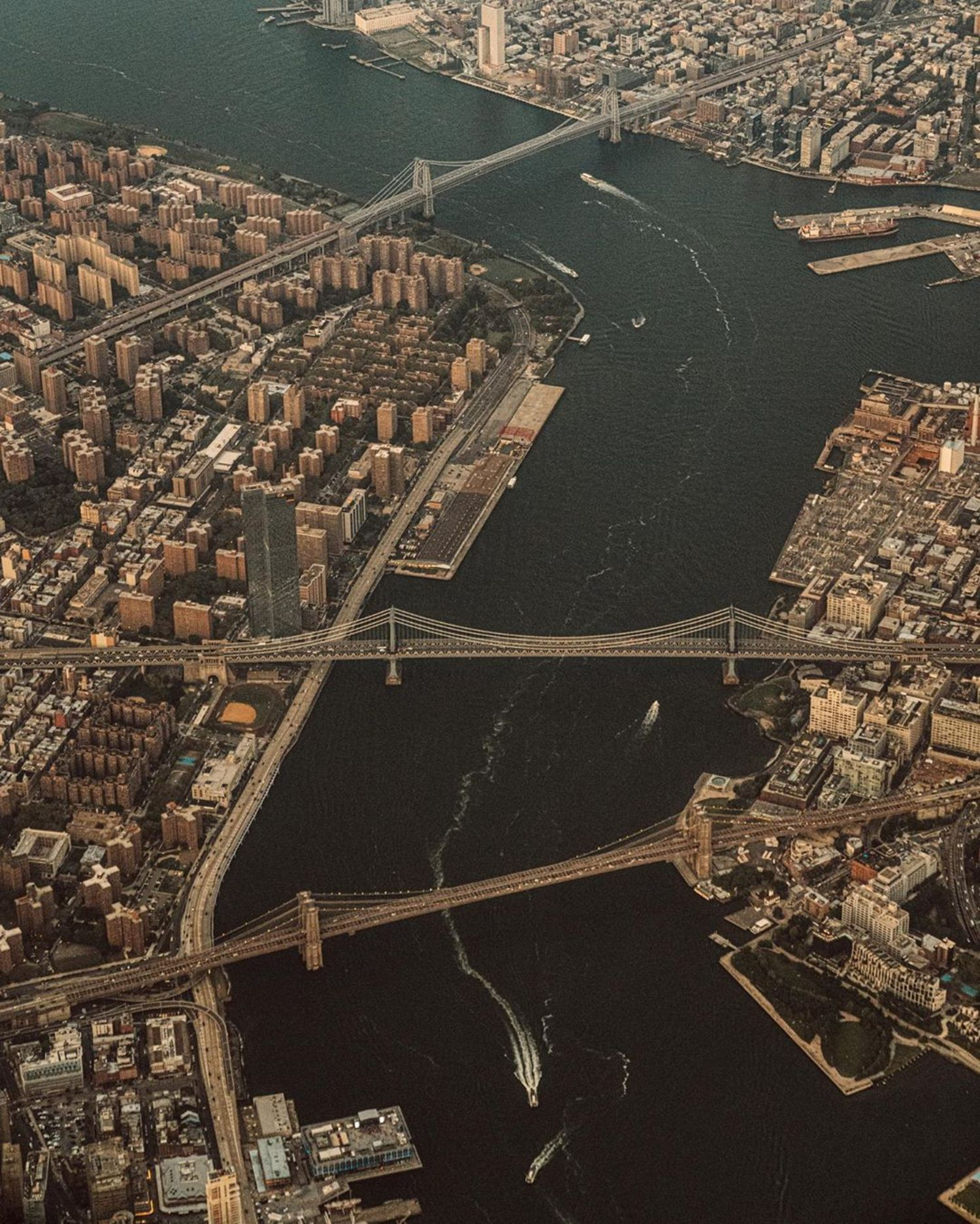 East River, Manhattan/Brooklyn