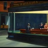 Edward Hopper - Nighthawks  JPB | 1941 Oil on Canvas Art Institute of Chicago