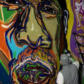 Watch: Famous street artist paints Redman mural in hyperlapse