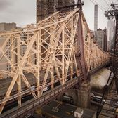 Queensboro Bridge, New York. Photo via @brooklynveezy #viewingnyc #nyc #newyork #newyorkcity #queensborobridge