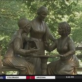 New Central Park Monument Pays Tribute To Women's Rights Pioneers