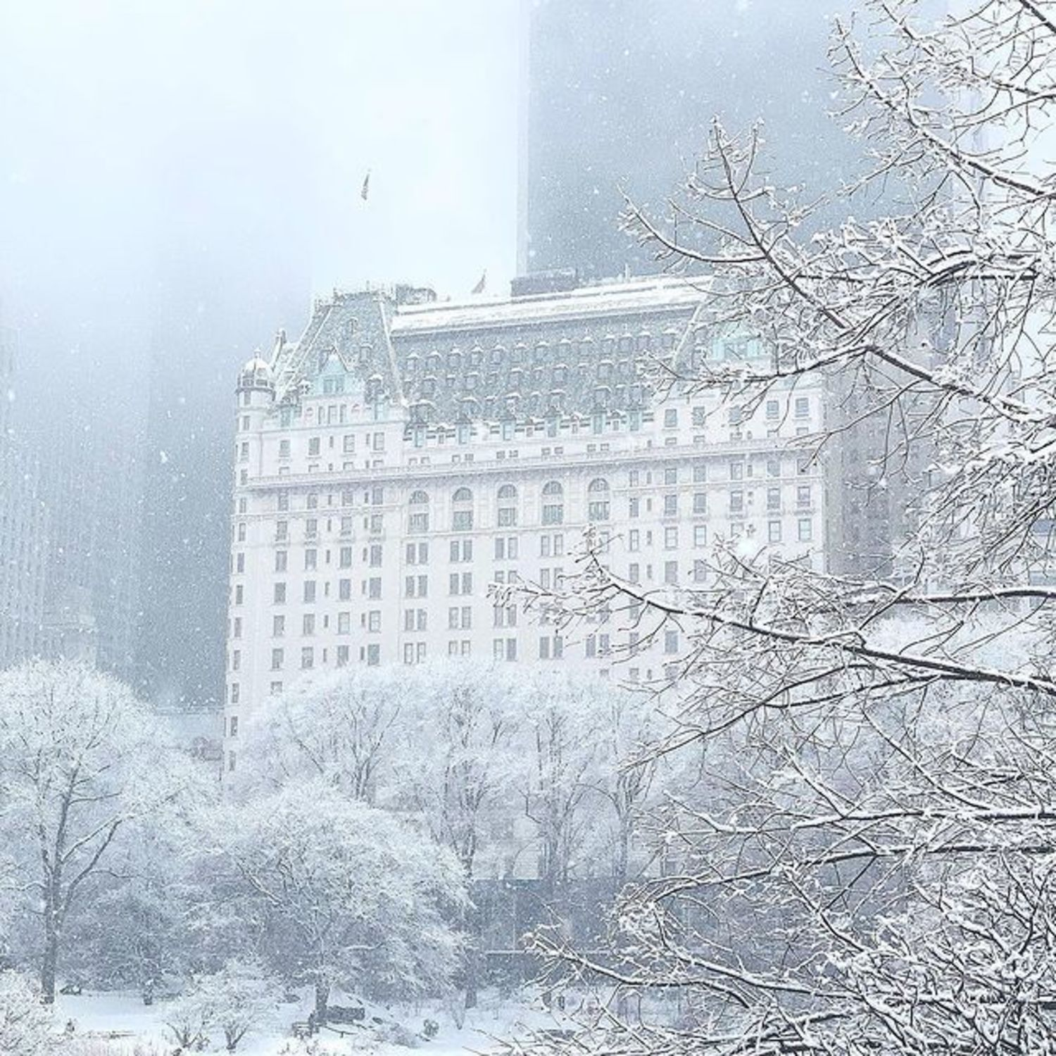 Plaza Hotel, Manhattan