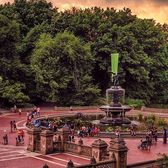 Bethesda Terrace, Central Park, New York. Photo via @kylenowinski_photos #viewingnyc #newyorkcity #newyork