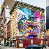 Kobra Street Art, 10th Avenue and 19th Street