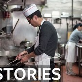 Photography Project Centers Chinese Immigrants in the Food Industry | BK Stories