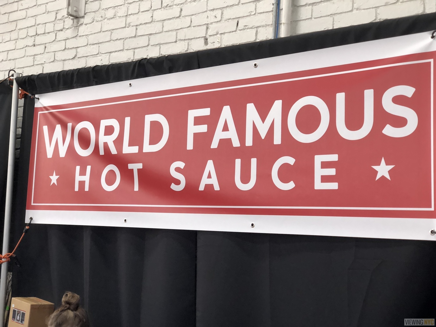 World Famous Hot Sauce | 2018 New York City Hot Sauce Expo