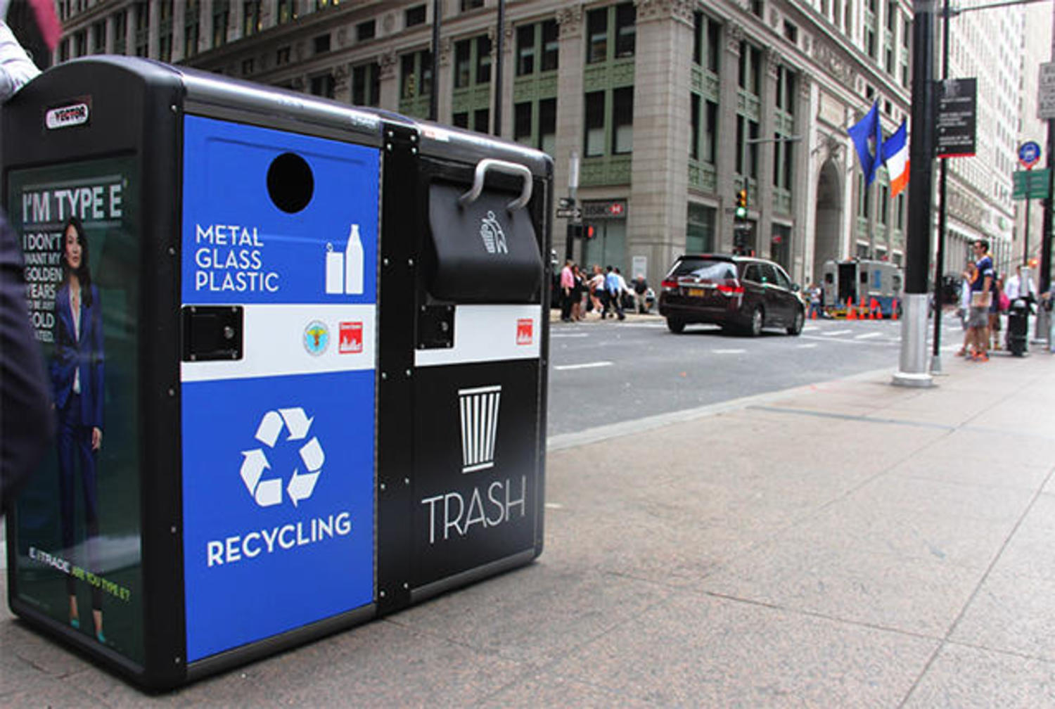 Smart rubbish bins: The future of municipal Wi-Fi?