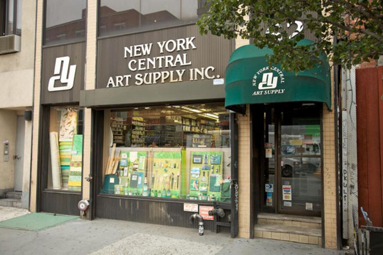 New York Central Art Supply