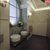 Inside Bryant Park's Public Bathrooms