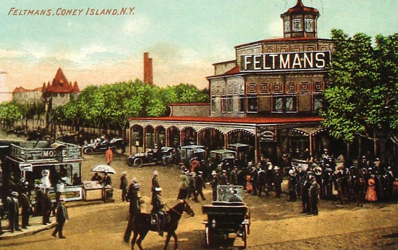 Feltman's, Coney Island N.Y.