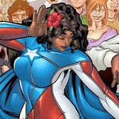 Edgardo Miranda-Rodriguez creates first Afro-Latina super hero