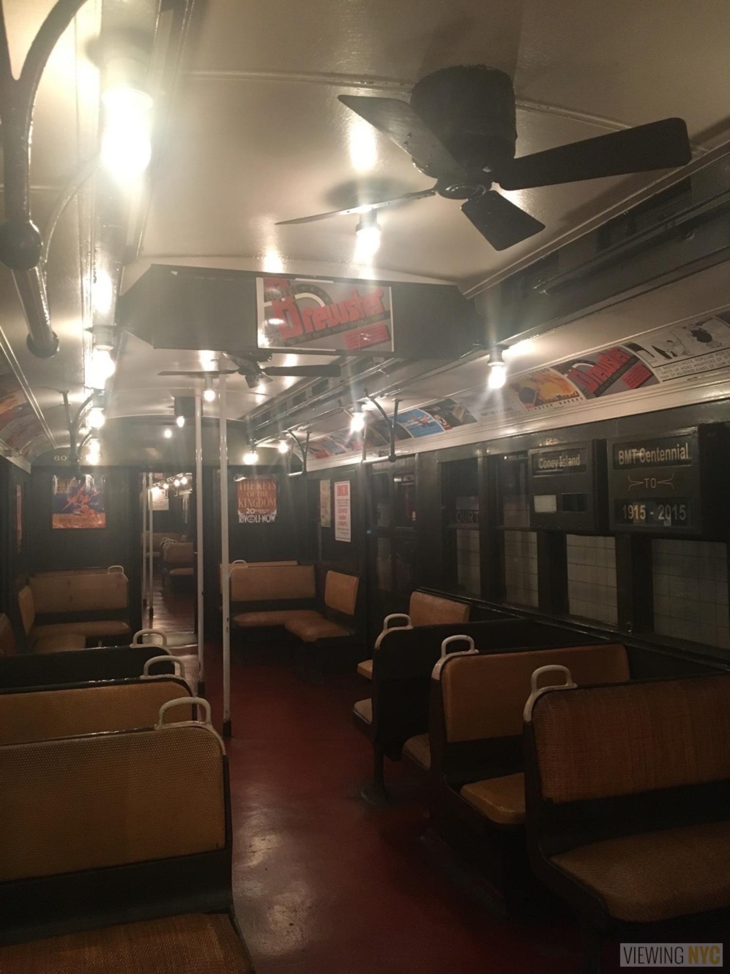 New York Transit Museum | Brooklyn