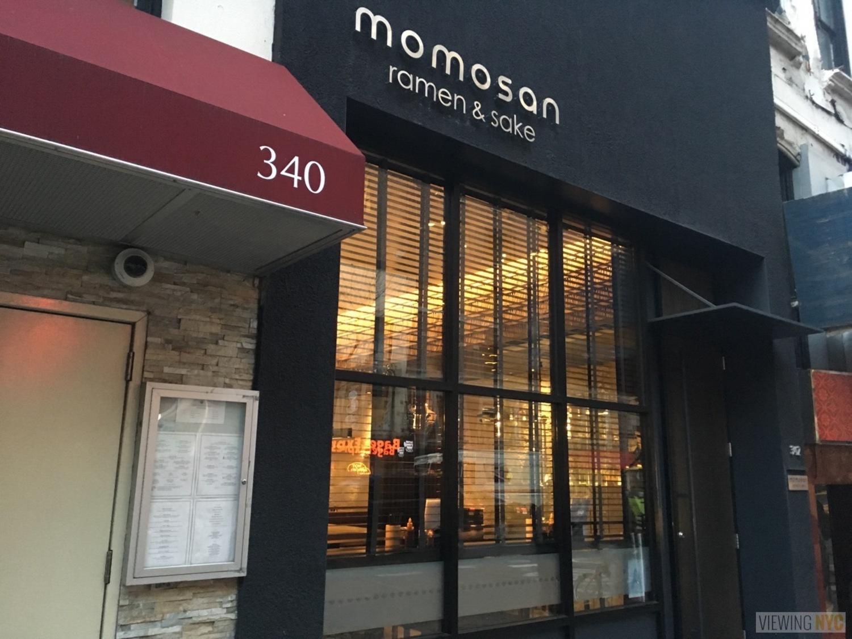 Exterior | Momosan Ramen & Sake