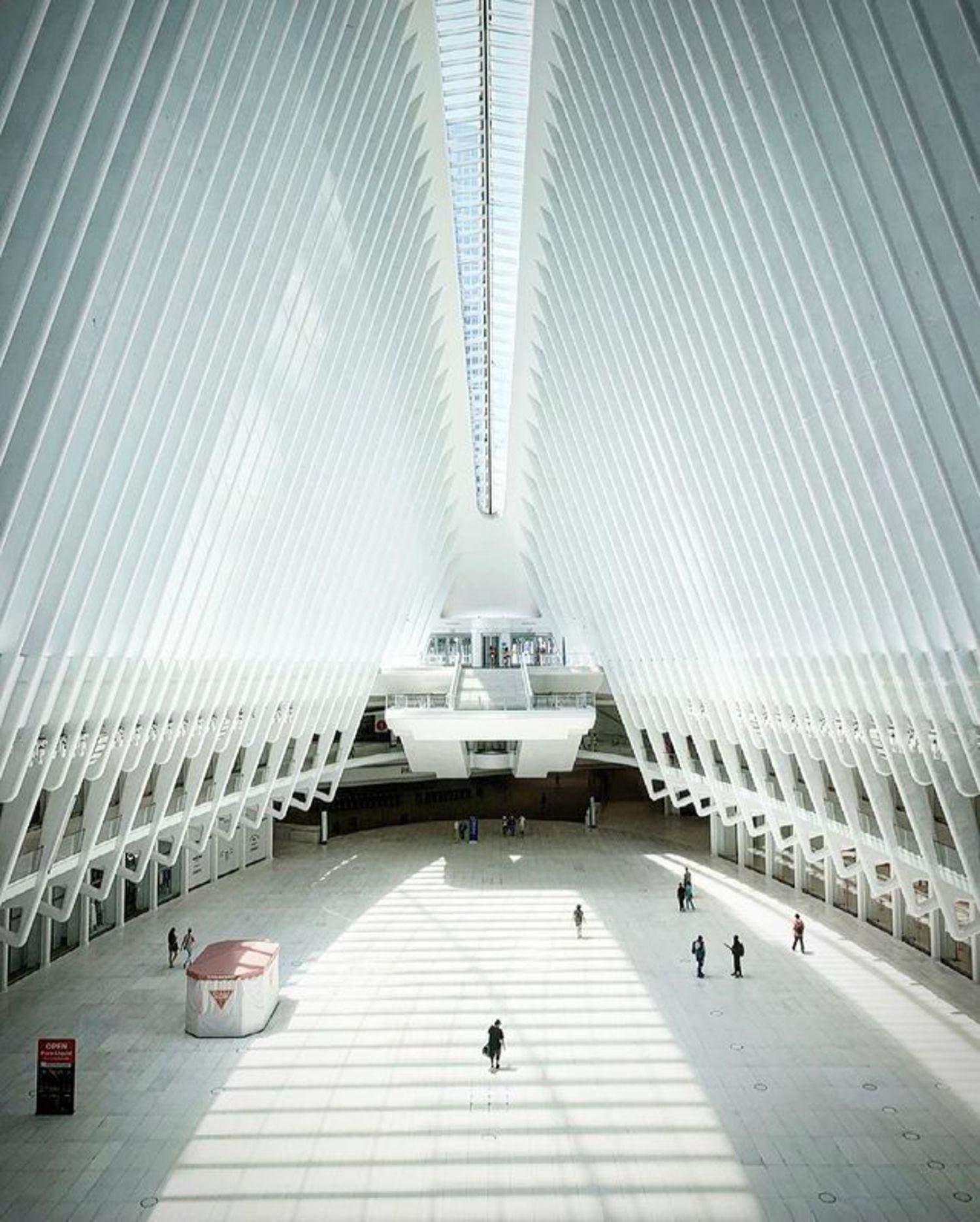 World Trade Center Oculus, Financial District, Manhattan